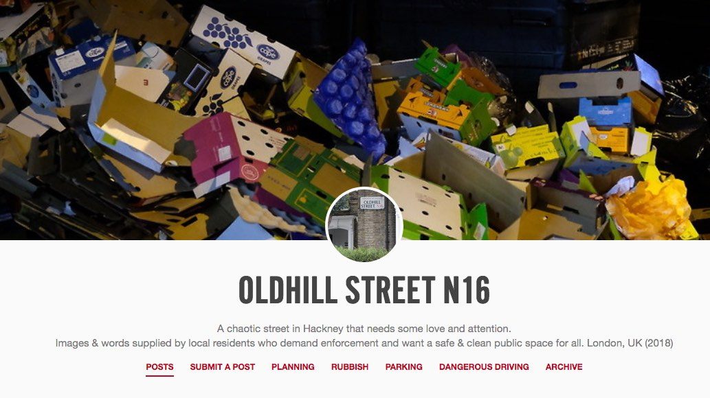 oldhill street