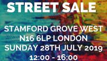 street sale