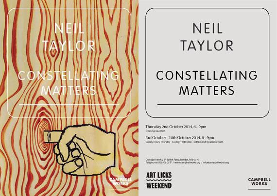 constellating matters 2