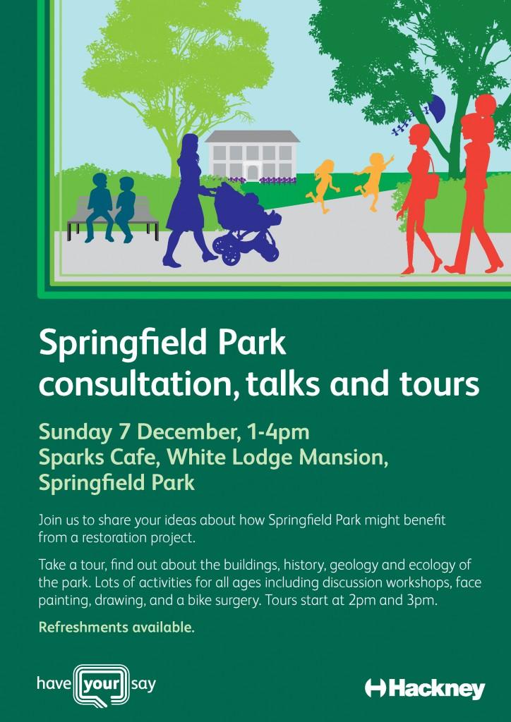 Springfield Park 7 Dec